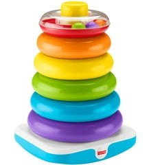 Fisher-Price - Giant Rock-a-Stack - 40 cm (GJW15)