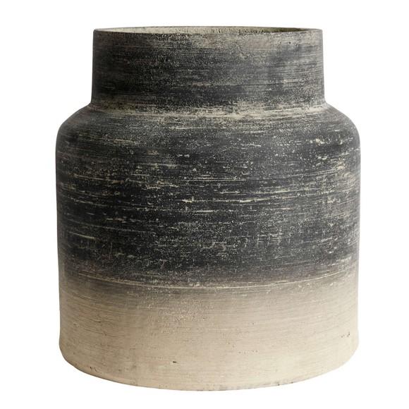 Muubs - Kanji Jar 50 cm - Grey (9240000100)