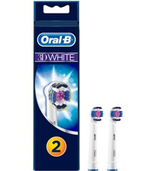 Oral B - 3D White 2pcs