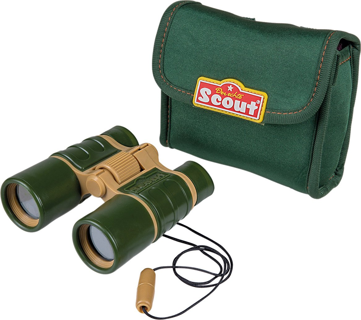 Happy People - Scout - Binoculars w. Bag Set