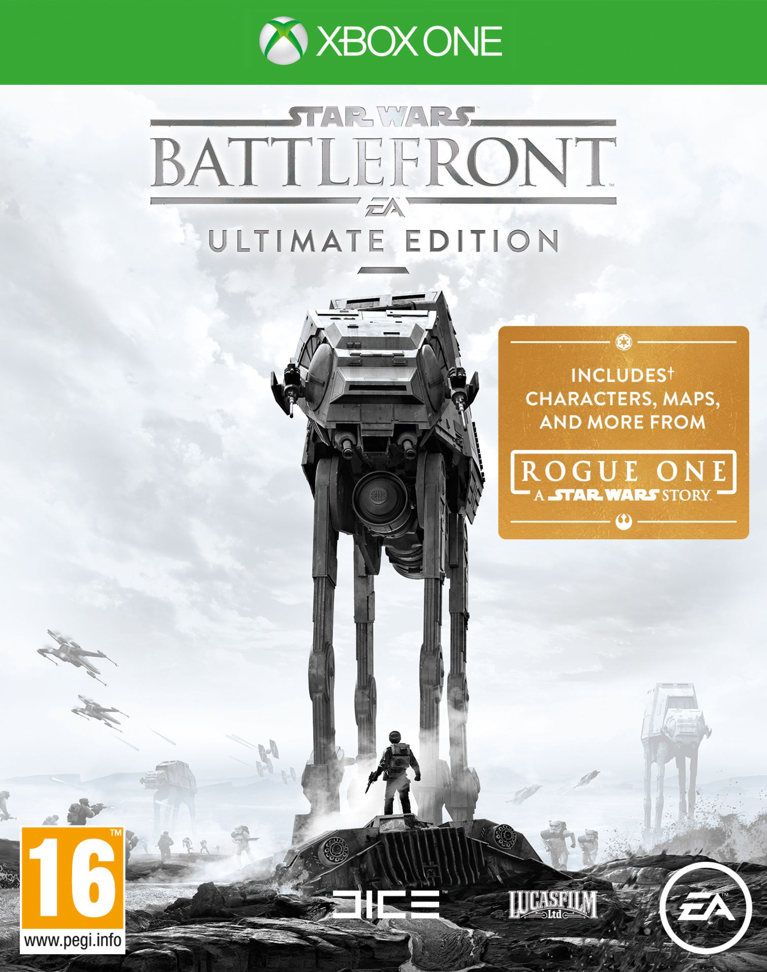 Star Wars: Battlefront (Ultimate Edition) (IT)