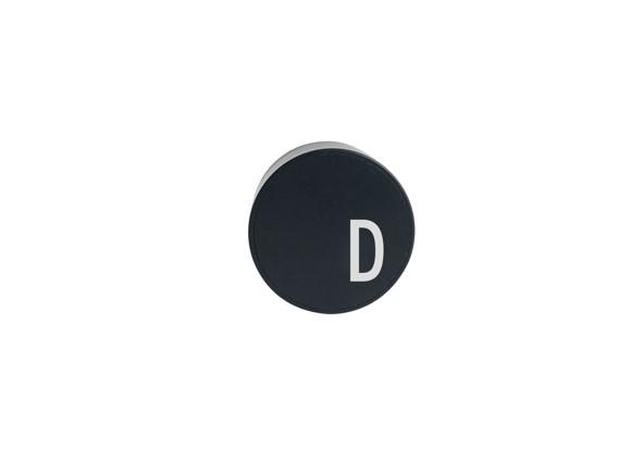 Design Letters - MyCharger Personlig Oplader D - Sort
