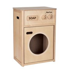 Plantoys - Vaskemaskine i træ (3620)