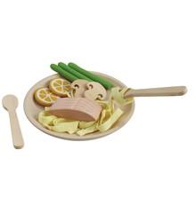Plantoys - Legemad - Pasta med laks (3613)
