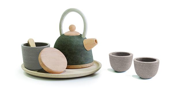 Plantoys - Classic Tea Set (3617)