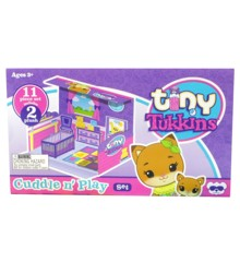 Tiny Tukkins - 11 pcs. Playset - Cuddle of play