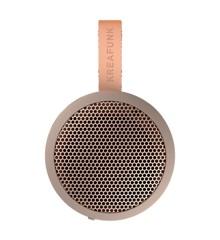 KreaFunk - aGO Bluetooth Speaker - Ivory Sand (Kfwt39)