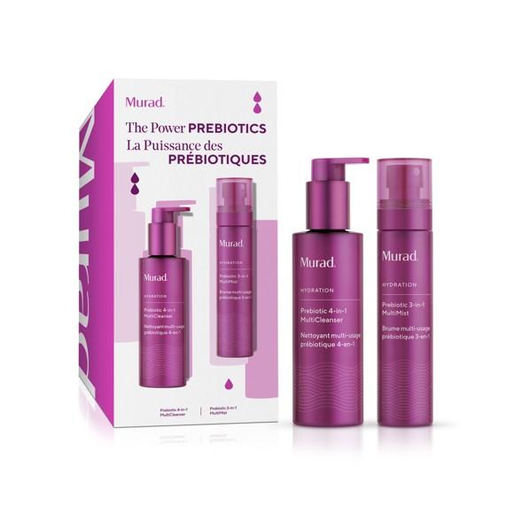 Murad - The Power Prebiotics Set - Giftset