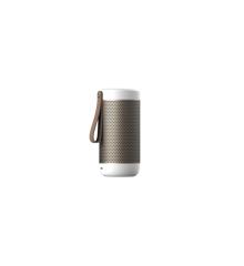 KreaFunk - aCOUSTIC Bluetooth Højtaler - White