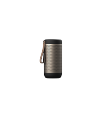 KreaFunk - aCOUSTIC Bluetooth Højtaler - Sort