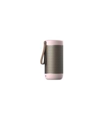 KreaFunk - aCOUSTIC Bluetooth Højtaler - Støvet Pink
