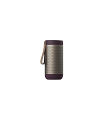 KreaFunk - aCOUSTIC ​​Bluetooth Speaker - Urban Plum (Kfwt45)