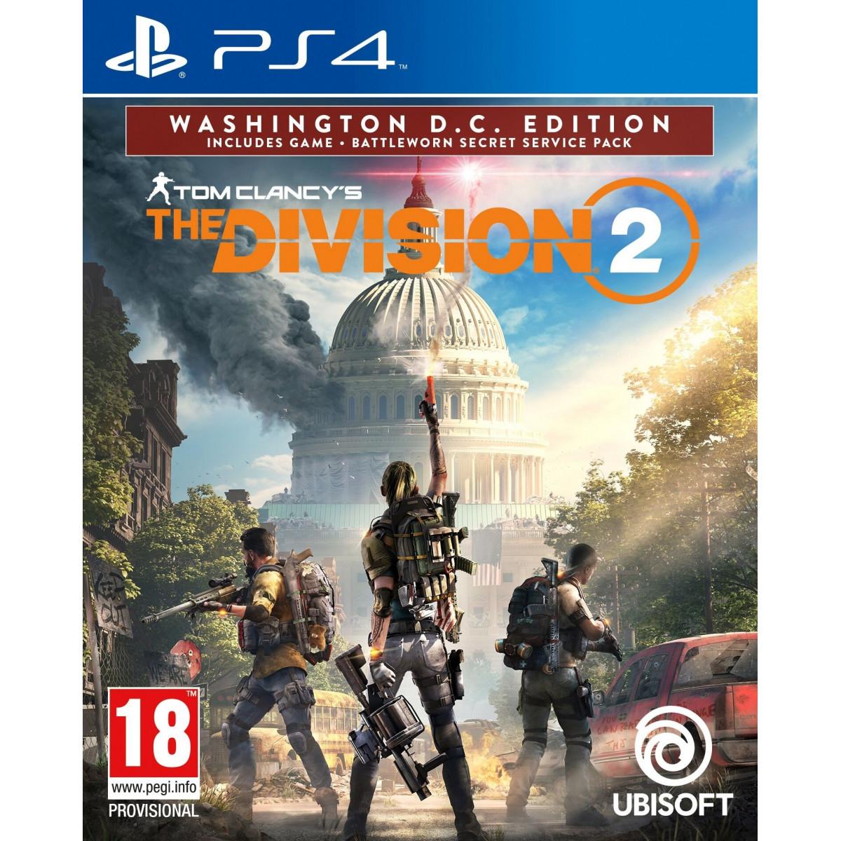 The Division 2: Washington D.C Edition