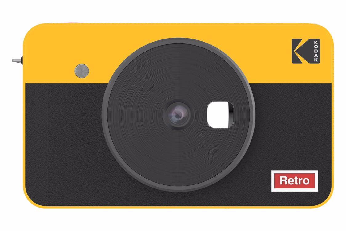 Kodak - MiniShot 2 combo Retro Yellow