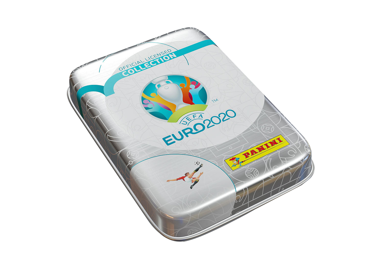 Adrenalyn - UEFA EURO 2020 - PocketTin (PAN0532)
