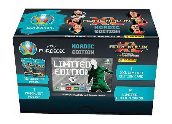 Adrenalyn - UEFA EURO 2020 - Gift Box (PAN0908)
