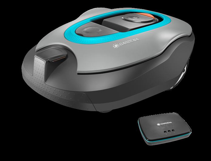 Gardena Robotic Mower Smart SILENO +1600