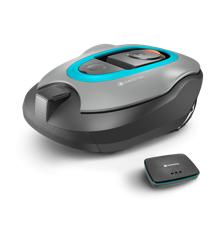 Gardena - Robotplæneklipper - Sileno Smart +2000m² + Gateway - 5 Års Tryghedspakke