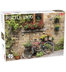Tactic - Puzzle 1000 pc - Flowers at the wall