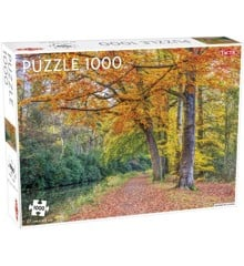 Tactic - Puzzle 1000 pc - Pathway by a canal