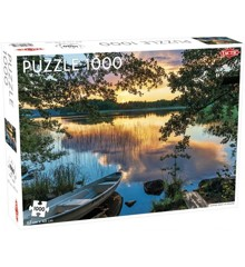 Tactic - Puzzle 1000 pc - Summer Night in Finland