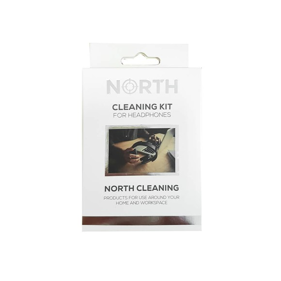 North - Cleaning Kit for Headphones