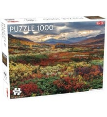 Tactic - Puzzle 1000 pc -  Indian Summer in Norrbotten