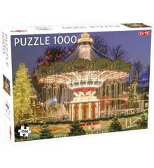 Tactic - Puzzle 1000 pc - Tivoli, Copenhagen