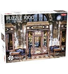 Tactic - Puzzle 1000 pc - Cafe Florian