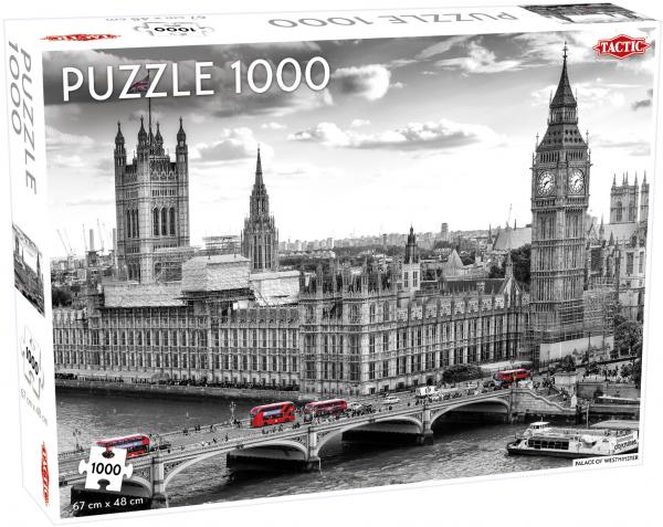 Tactic - Puzzle 1000 pc - Westminster