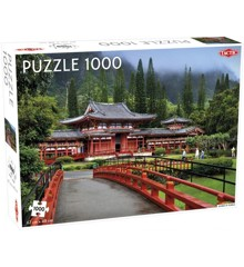 Tactic - Puslespil 1000 brikker - Byodo-In Temple