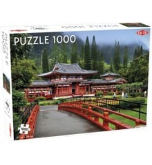 Tactic - Puzzle 1000 pc - Byodo-In Temple