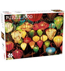 Tactic - Puzzle 1000 pc - Lanterns