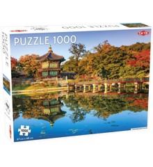Tactic - Puzzle 1000 pc - Gyeongbokgung Palace