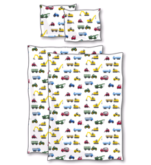 Bed Linen - Baby Size 70 x 100 cm - Car (54692)