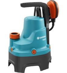 Gardena - Dyk/trykpumpe til urent vand 7000/D