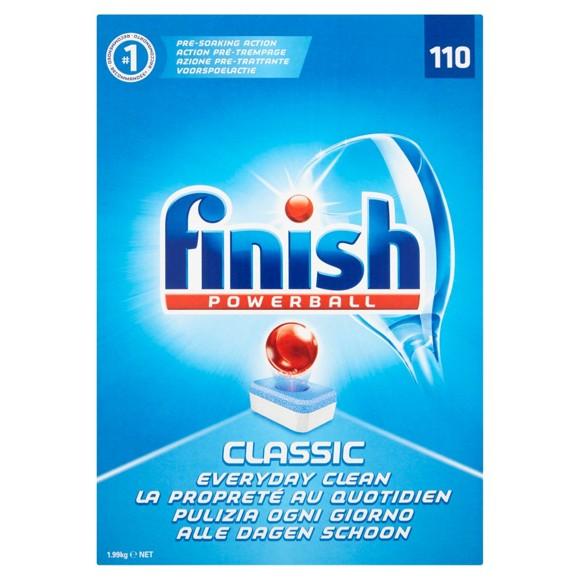 Finish - Powerball Classic 110 Pcs