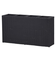 Living Outdoor - Plant Box - Black (47418)