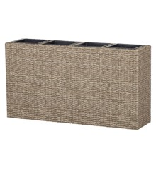 Living Outdoor - Plant Box - Natur