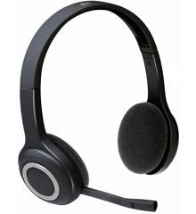 Logitech - H600 Trådløs Headset