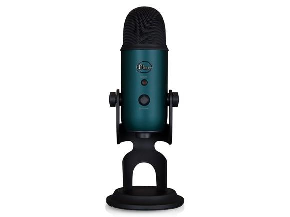 Blue - Microphone Yeti USB - Blue