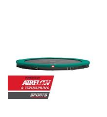 Berg - InGround Champion 270 cm Trampoline - Green (Sport ) (35.39.57.01)