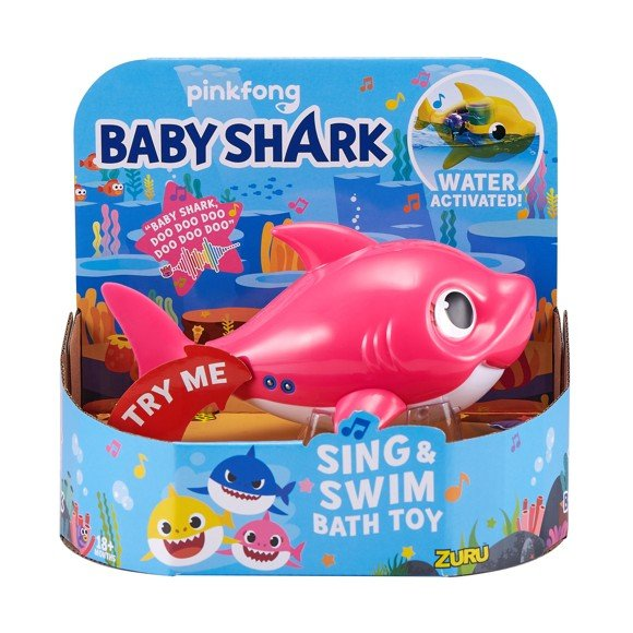 Robo Alive - Baby Shark - Mommy (90047)
