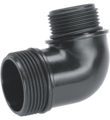 Gardena - Adaptador for evacuation pumps 33.3 mm g1 + 33.3 mm g1