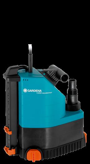 Gardena - Dirty Water Submersible Pump 13000 aquasensor