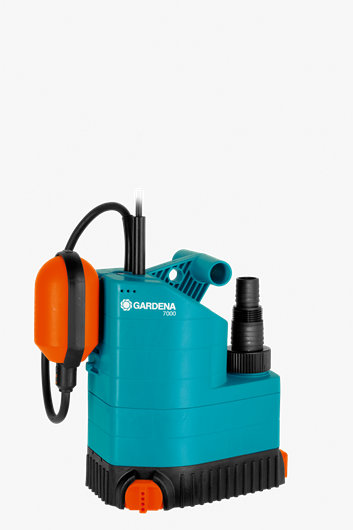 Gardena - Clear Water Submersible Pump7000