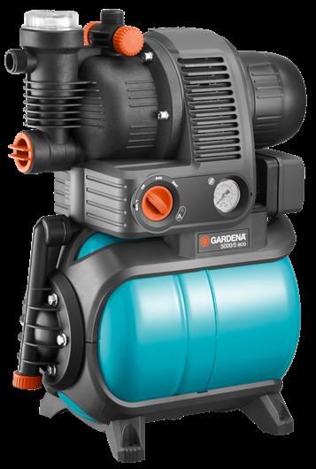 Gardena - Pressure Tank Unit 5000/5 eco - Pump