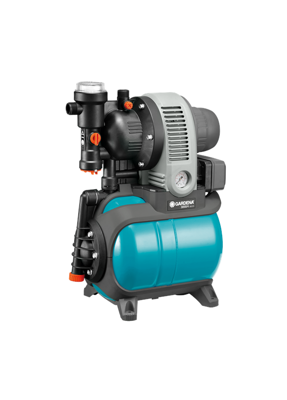 Gardena - Classic 3000/4 eco Home Water Pump