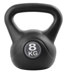 Inshape - Fitness Kettlebell 8 kg - Sort