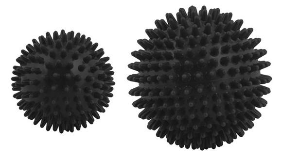 Inshape - Fitness Massage Ball - Black (17573)